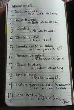 Image result for list of blessings