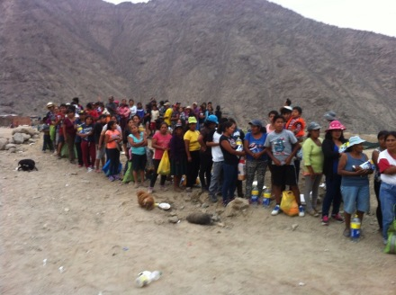 Peru relief 2