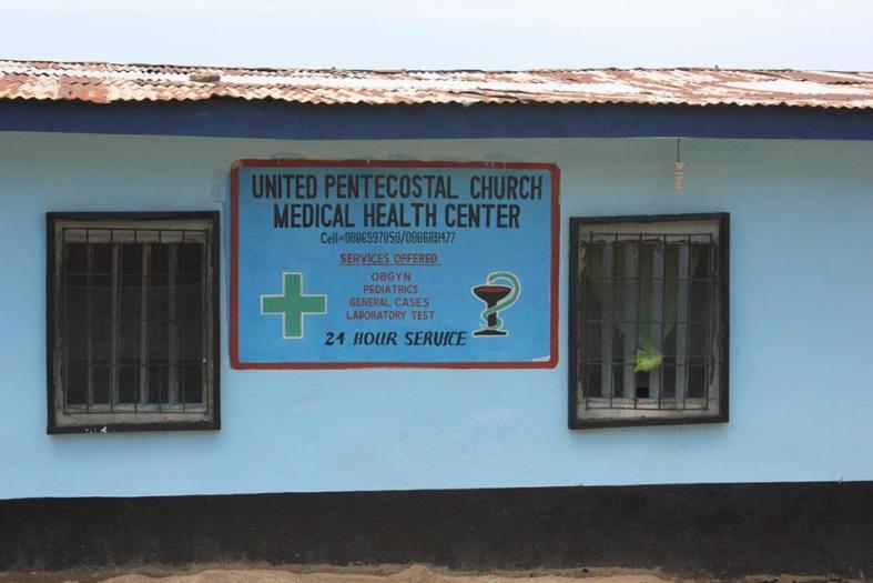 liberia clinic