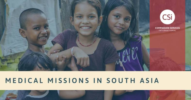 South Asia Medical Missions Trip 2018