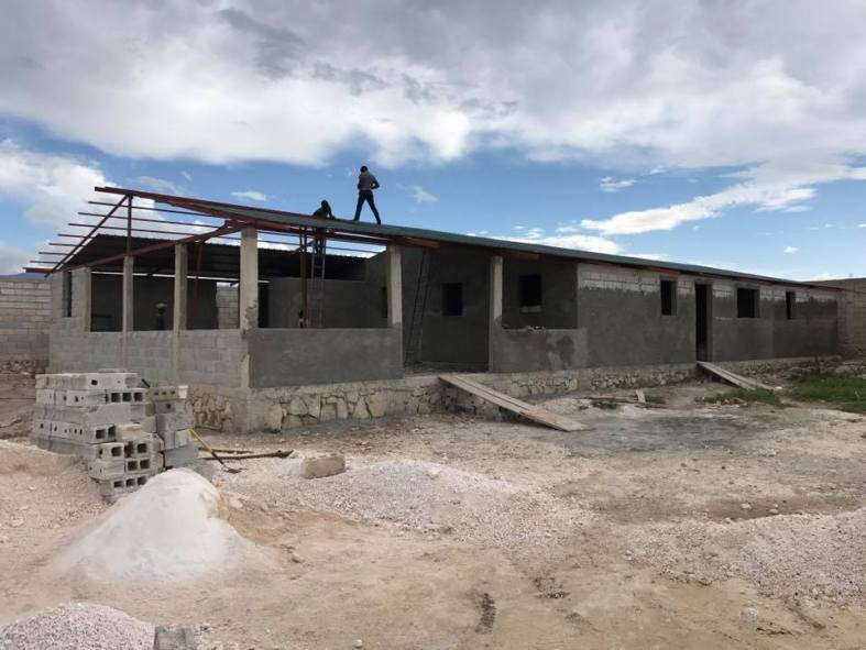 kenscoff church rebuild 2017 hurricane matthew