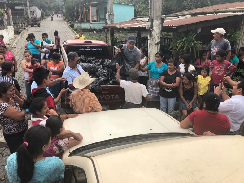 guatemala volacano relief 2018