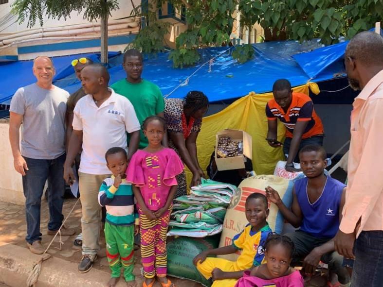 Burkina faso refugee relief 2019