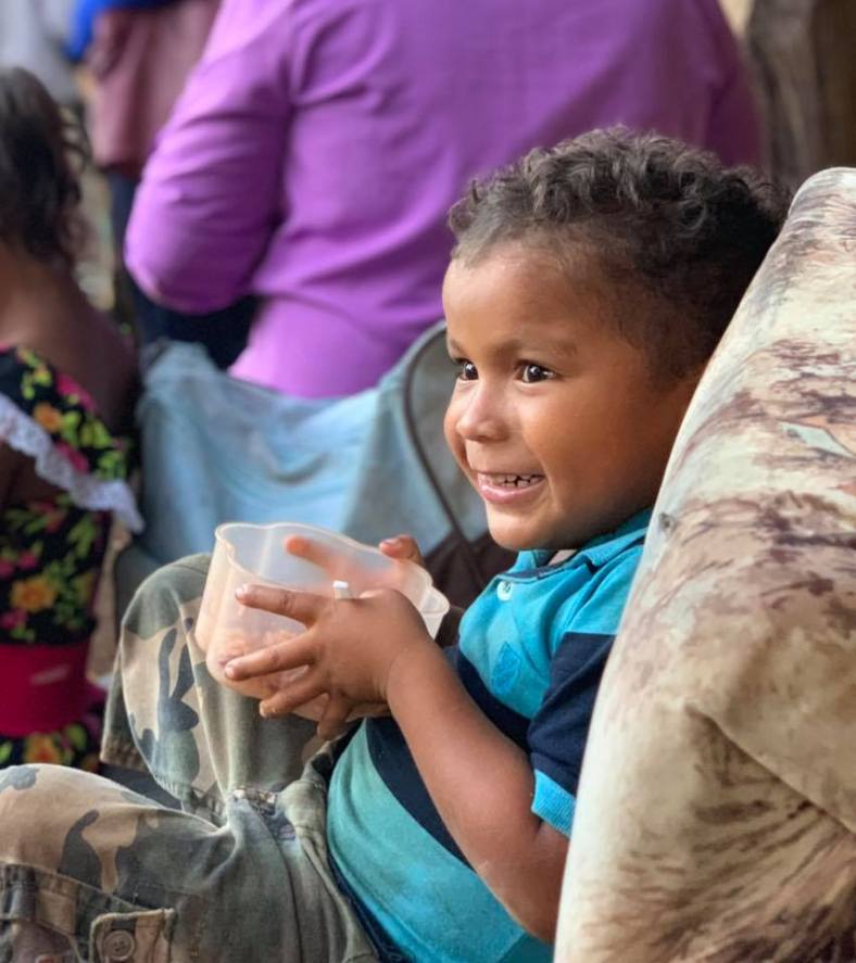 Nicaragua child
